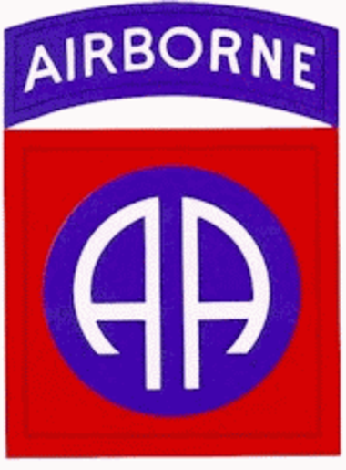 82nd Airborne Division, Fort Bragg, NC