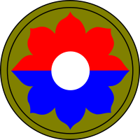 9th Infantry Division, the 'Cookie Cutters'