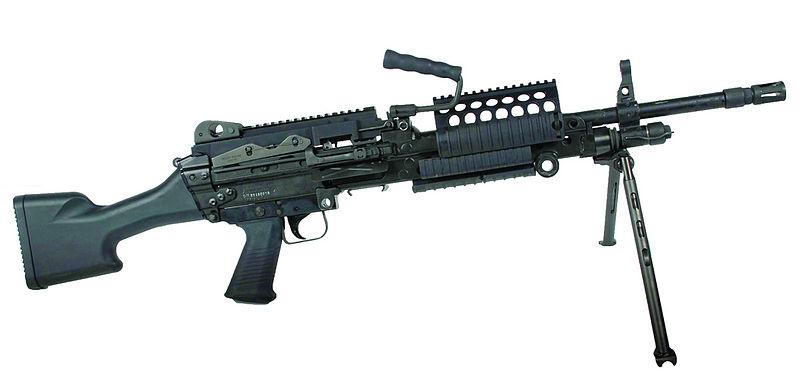 mk48 machine gun