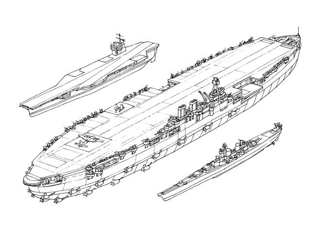 Nimitz Class Carrier Schematics Nimitz Class Carrier Above