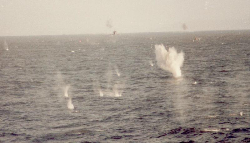 El día más negro de la flota británica