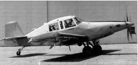 Thrush Vigilante Aircraft