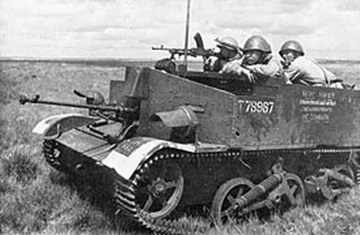 Something i 39 d like to see when we finally get british ground forces warthunder for Brent carrier