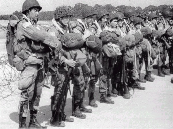 GAVIN'S PARATROOPERS and ALL THE WORLD'S COMBAT AIRBORNE