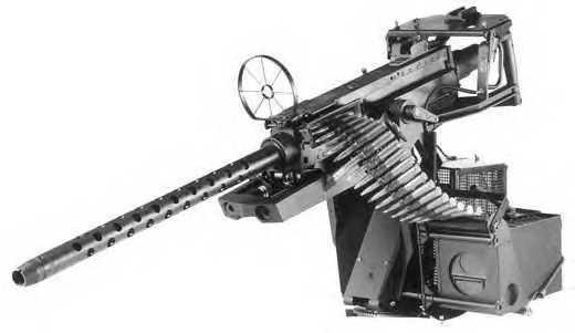 machine gun ashe