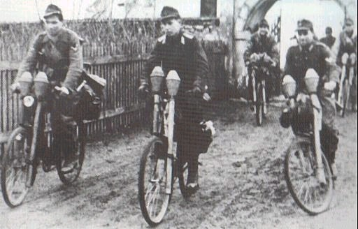 Bicycle Infantry - Armchair General and HistoryNet >> The