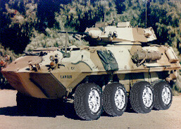 Road bound, RPG too large for even recon with SUV tires, why do we want this?