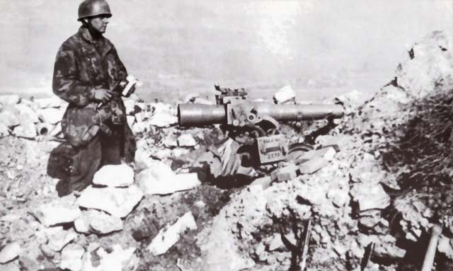 Image result for German 7.5cm L.G.40 Recoilless gun