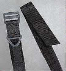 Blackhawk Industries makes this Rigger's belt thats certified by U.S. Army Natick Labs for Soldier use