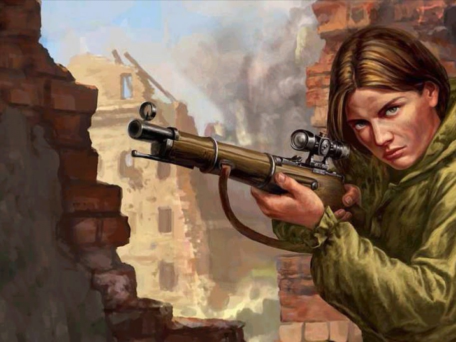 women army sniper wallpaper - photo #5